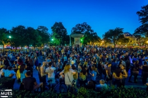 Choppy Oppy Curates With Love DC Silent Disco 2015