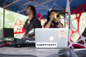 Choppy Oppy Live @ Big Dub 2016